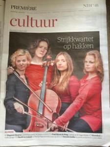 Ragazze Quartet - NRC (1)